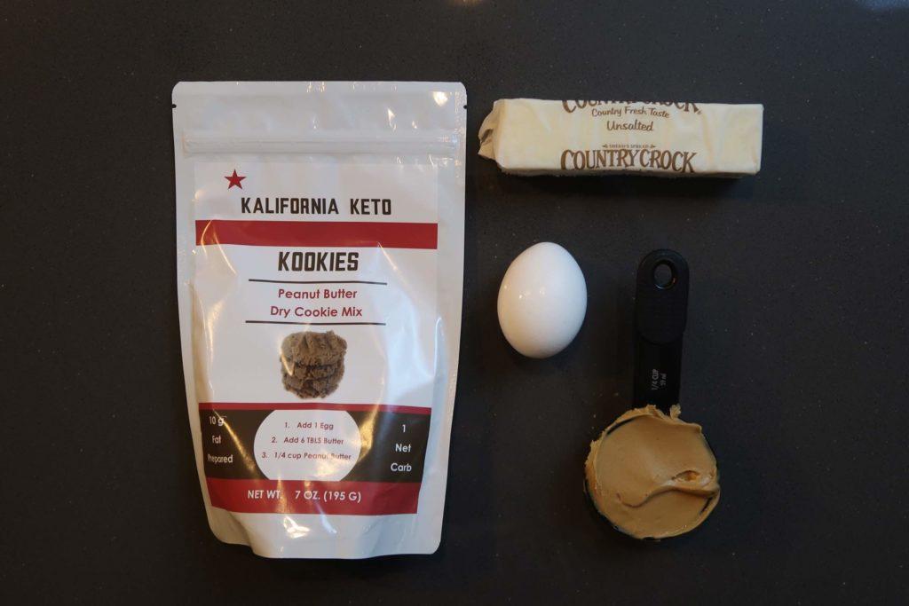 kalifornia keto kookies