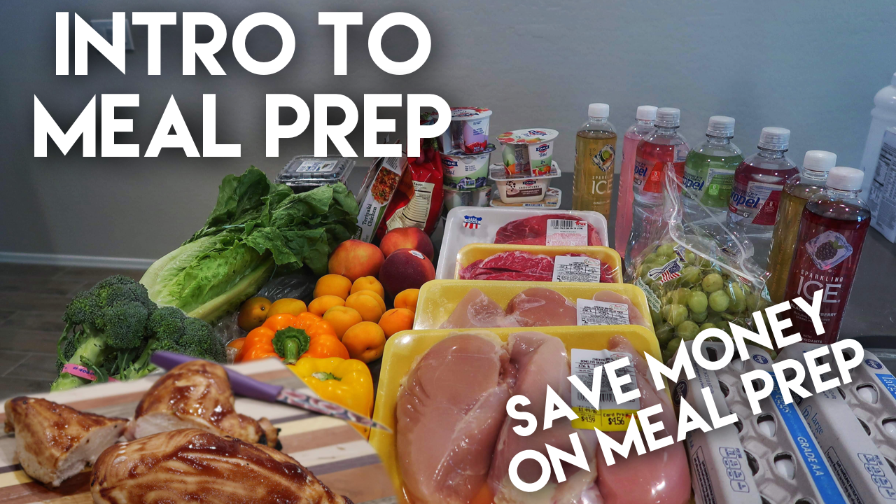 intro to meal prep