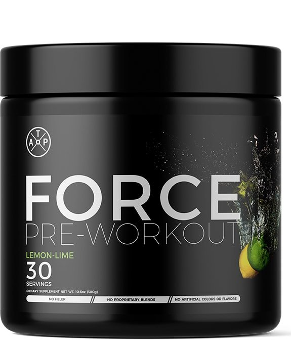 force pre workout